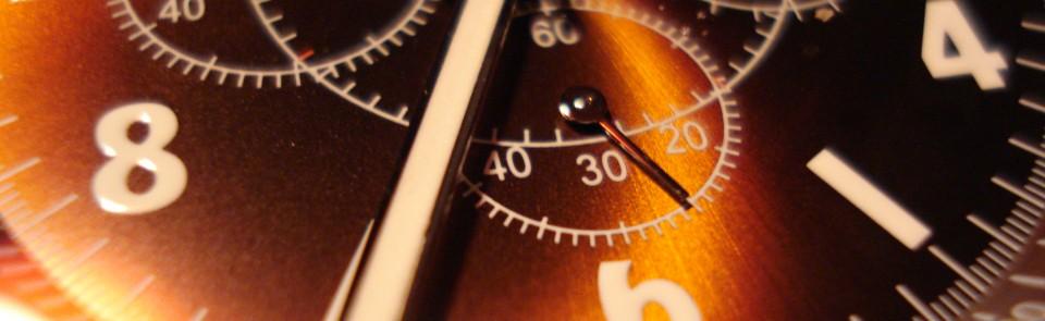 De tijd tikt.. wees er dus tijdig bij met het versterken van je online concurrentiepositie